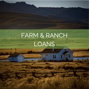 Farm and Ranch Loans Colorado