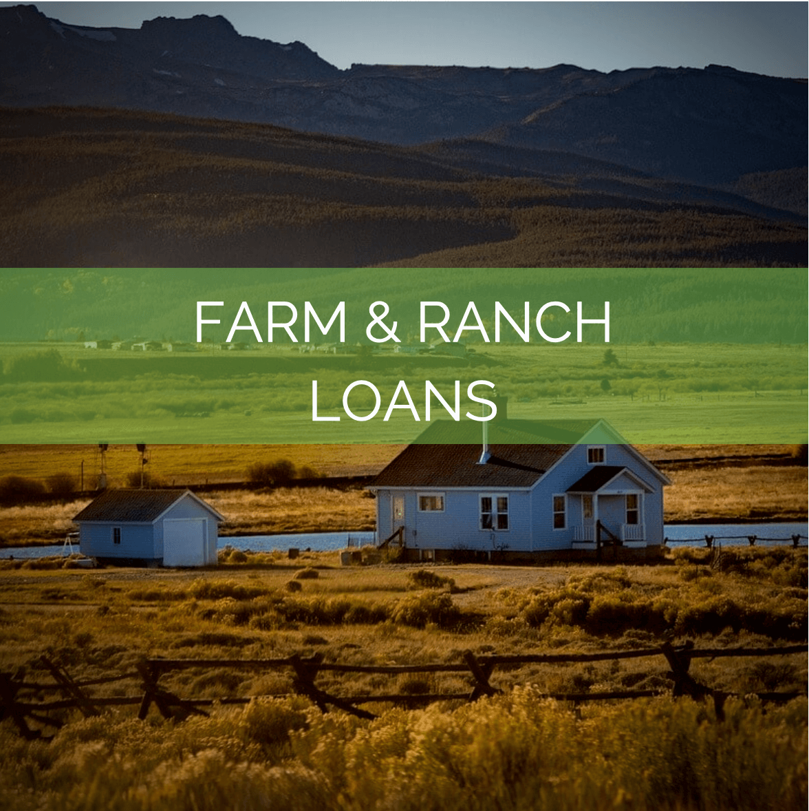 Farm and Ranch Loans Colorado