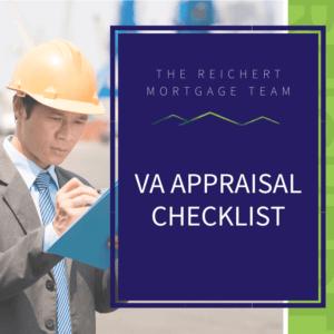 featured photo of va appraisal check list