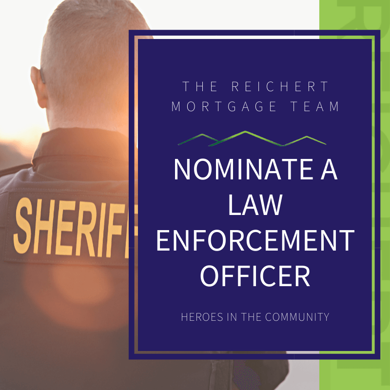 Nominate a Law Enforcement Officer