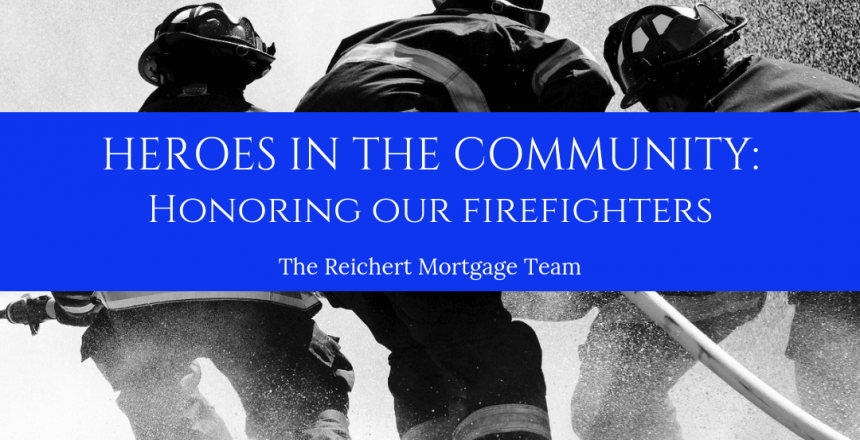 Heroes In The Community: Support Our Firefighters